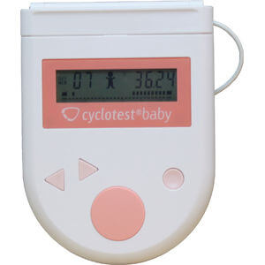 cyclotest baby fertility monitor