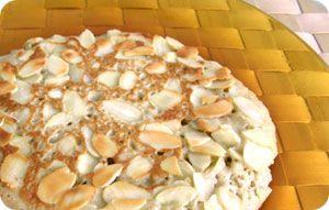 Almond buckwheat pancakes