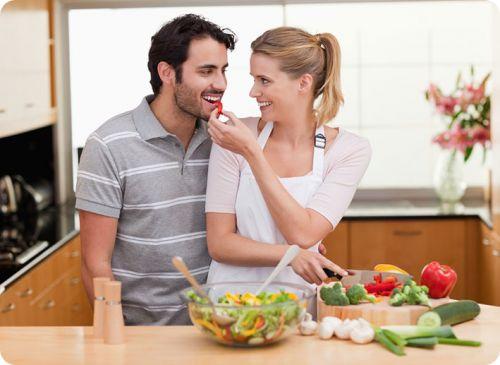 nutrition to improve fertility