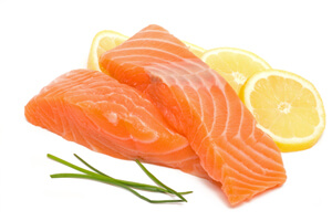 salmon boost fertility