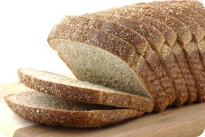 whole wheat bread for fertility