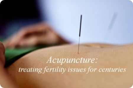 acupuncture for infertility issues